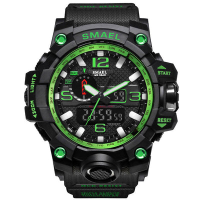 LED Digital & Analog Military Diver's Watch - MM Watch 4U Store | Quality & Style