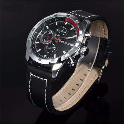Curren Latest Top Brand Men's Luxury Famous Watch