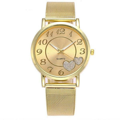 Love Heart Relogio Feminino - MM Watch 4U Store | Quality & Style