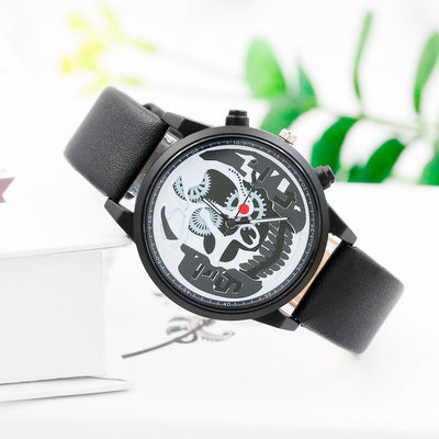 Skull Steampunk Relogio - MM Watch 4U Store | Quality & Style