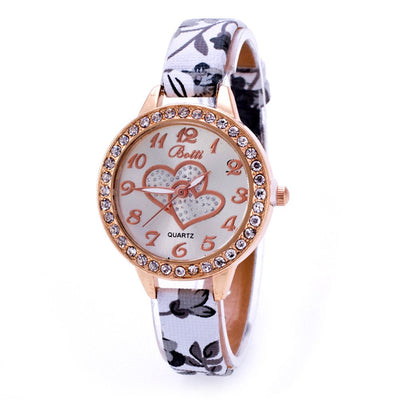Malloom New Fashion Ladies'  Elegent Slim Brand Quartz Watch - MM Watch 4U Store | Quality & Style