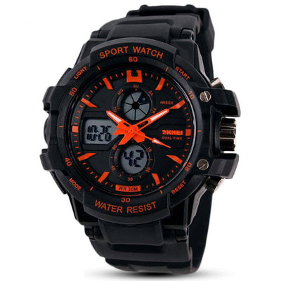 Kids LED Digital Chrono Watch - MM Watch 4U Store | Quality & Style