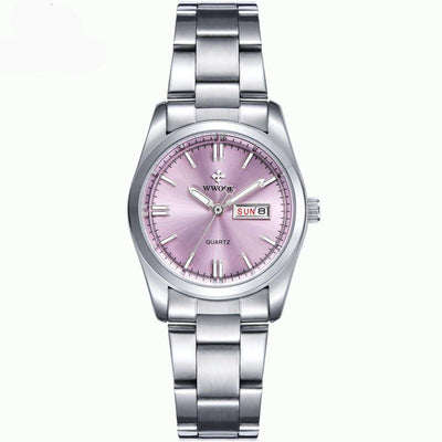 Top Brand Silver Ladies Watch - MM Watch 4U Store | Quality & Style