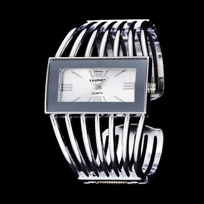 New Arrival Ladies'  Fashion Cuff Bracelet Watch - MM Watch 4U Store | Quality & Style