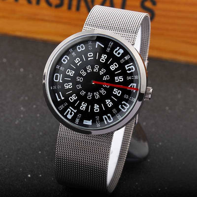 Elegant Rugged Men's Watch - MM Watch 4U Store | Quality & Style