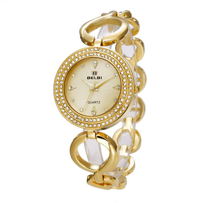 Glamorous Fashion Ladies' Steel Watch - MM Watch 4U Store | Quality & Style