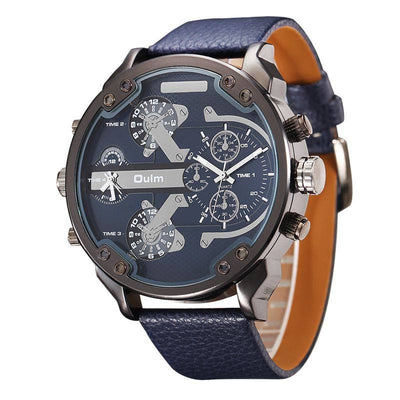 Unique Oversized Men's Sports Watch - MM Watch 4U Store | Quality & Style