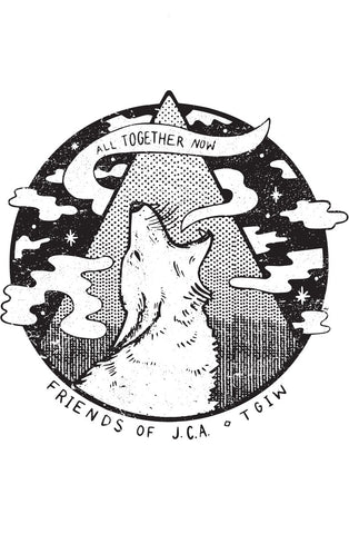 Friends of JCA/TGIW Print