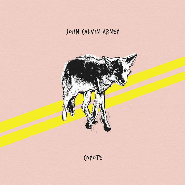 "Coyote 12""LP (Yellow vinyl)"