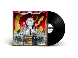"Communion In The Ashes 12"" LP (Black vinyl)"