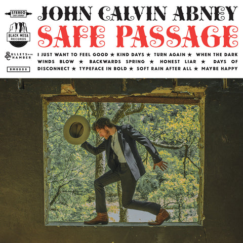 "Safe Passage 12""LP (Black vinyl)"