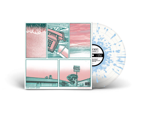 "Familiar Ground 12""LP (Blue Sky vinyl)"