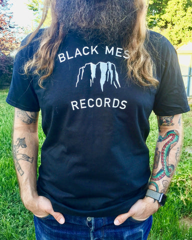 Black Mesa Records - Black Mesa Records T-Shirt - Black Mesa Records