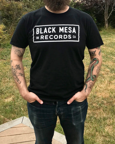 "Black Mesa Records - Black Mesa Records ""OK CA"" T-Shirt - Black Mesa Records"
