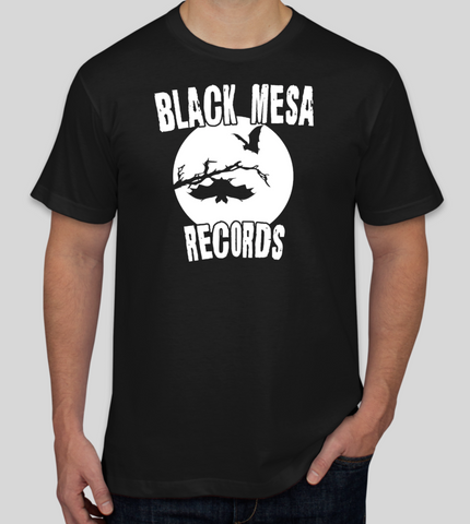 Black Mesa Records - Black Mesa Halloween '18 T-Shirt - Black Mesa Records