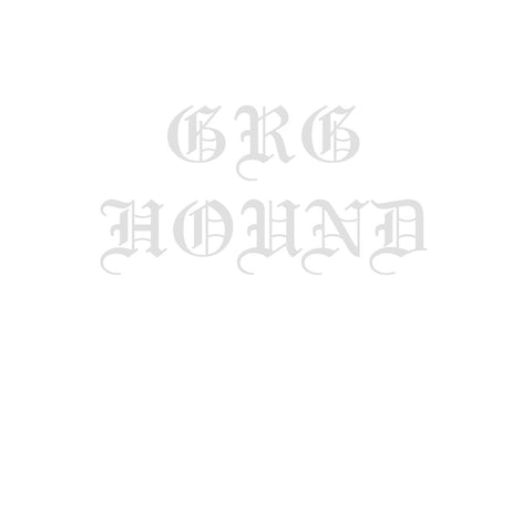 "GRG - Hound 12""EP - Black Mesa Records"