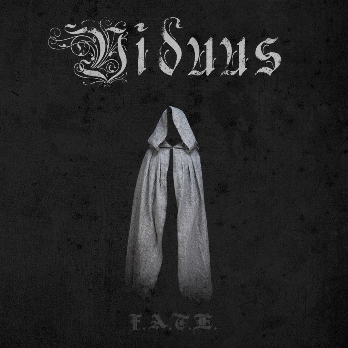 "Viduus - Fearfully Awaiting The End 7"" (Smoky Purple) - Black Mesa Records"