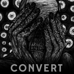 "Distro - Convert - Convert 7"" (White) - Black Mesa Records"