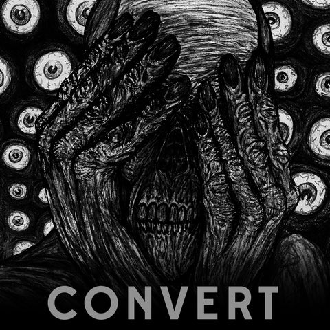 "Komarov Records - Convert 7"" (White) - Black Mesa Records"