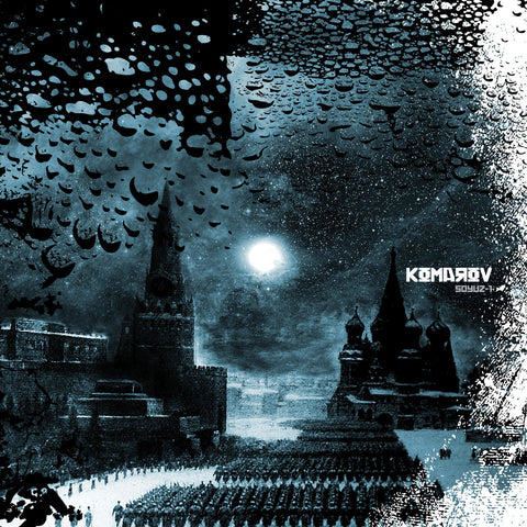 "Komarov - Soyuz-1 12""LP (Black) - Black Mesa Records"