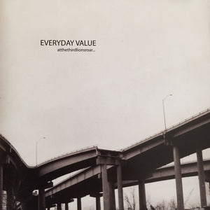 Distro - Everyday Value - At The Third Lions Roar CD - Black Mesa Records
