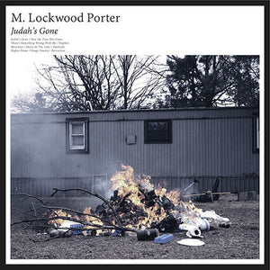 M. Lockwood Porter - Judah's Gone CD - Black Mesa Records