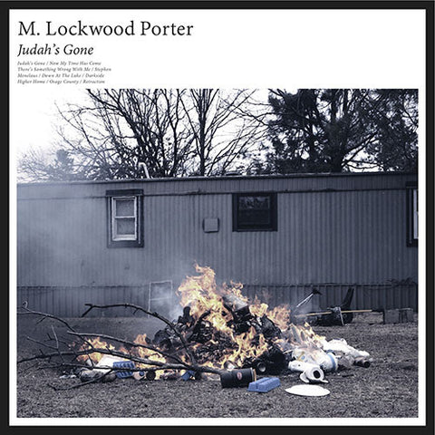 M. Lockwood Porter - Judah's Gone - Black Mesa Records