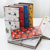 u - Japanese Creative Kawaii Cute Cartoon  Leather Bound DIY Notebook | Travel Journal | Diary | Planner