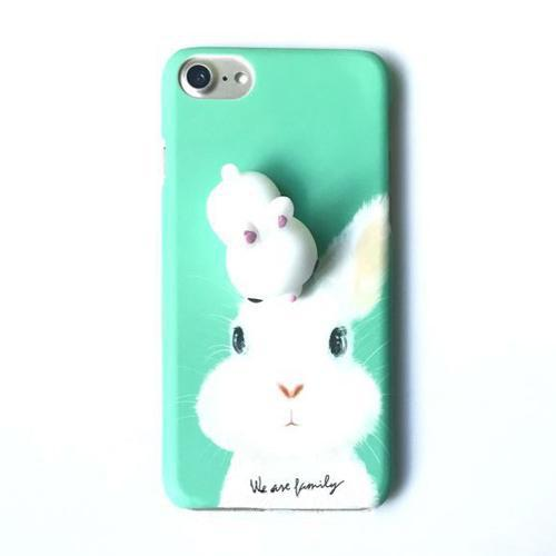 Squishy Squeeze 3D iPhone Case
