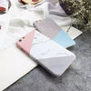 Trendy & Fashion Marble Texture Phone Cases for Iphone 6 and Iphone 7