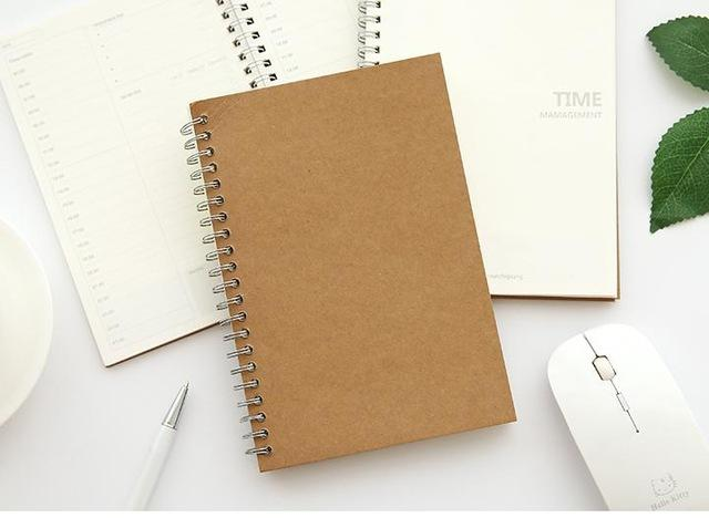 Simple Minimalist Time Planner