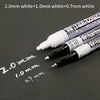 SAKURA Drawing Artist Marker Pen - White 3 Sizes
