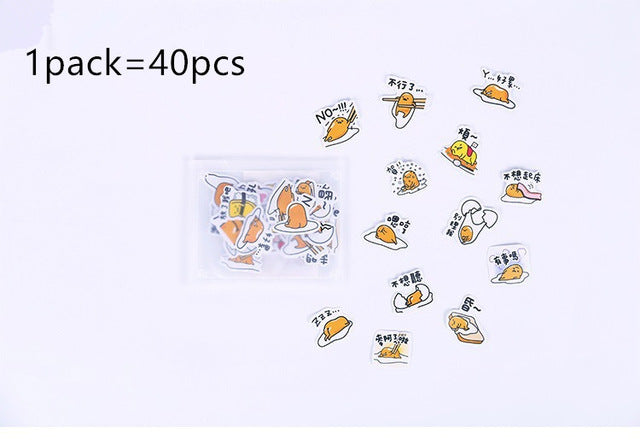 Cute Decorative Stickers for Bullet and Art Journal Decoration