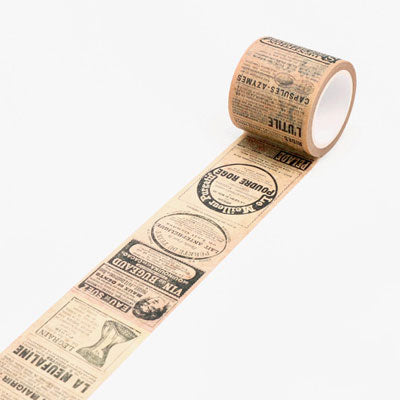 Vintage Newspaper Cuttings Washi Tape