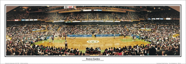MA-12 The Celtics Boston Garden