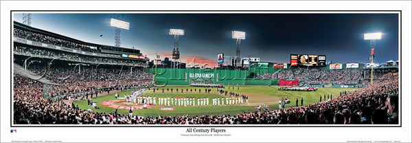 MA-15 Red Sox All Century Players