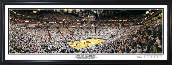 Fl-194 Miami Heat 2006 NBA Champions