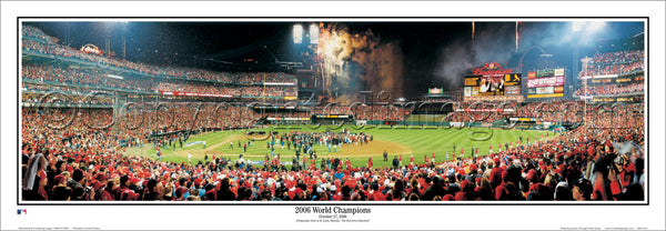 MO-198 Cardinals 2006 World Champions