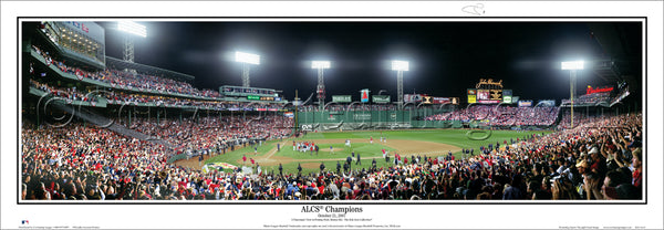 MA-213 Red Sox 2007 ALCS Champions