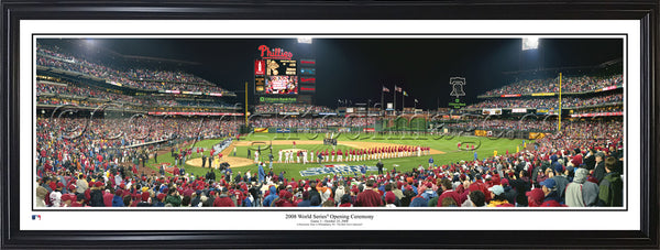PA-239 Phillies 2008 World Series Opening Ceremony