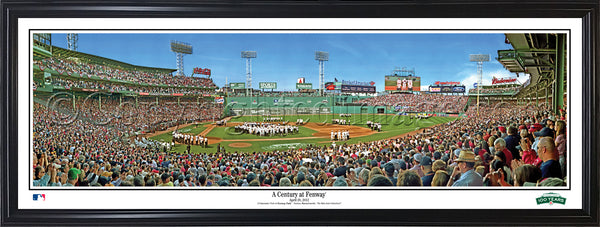 MA-316 Red Sox A Century at Fenway