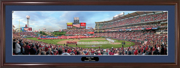 CA-381 Los Angeles Angels - Angels Opening Day