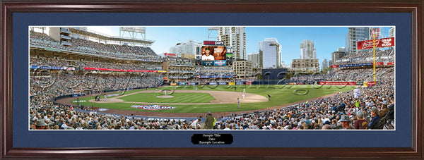 CA-382 San Diego Padres - Opening Day at Petco Park