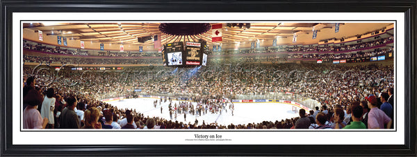 NY-70 Rangers Victory on Ice 1994