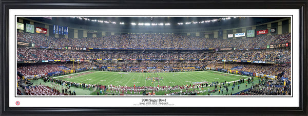 LA-99A LSU Tigers 2004 Sugar Bowl