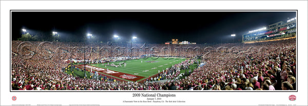 AL-267 Alabama - 2009 National Champions