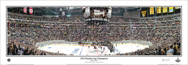 CA-321 LA Kings 2012 Stanley Cup Champions