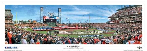 CA-369 SF Giants 2014 World Series