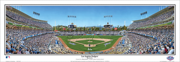 CA-380 Los Angeles Dodgers Opening Day 2015