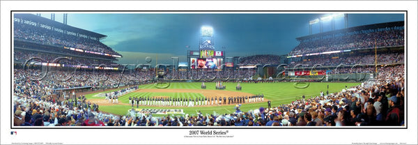CO-87a 2007 World Series